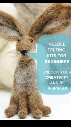 A quick video introducing you to the Lincolnshire Fenn Crafts range of award winning needle felting kits for beginners a Wet Felting, Wool Needle Felting, Needle Felting Tutorials, Needle Felted Animals, Felted Wool, Felted Scarf, Diy Christmas Ornaments, Felt Ornaments, Felt Diy