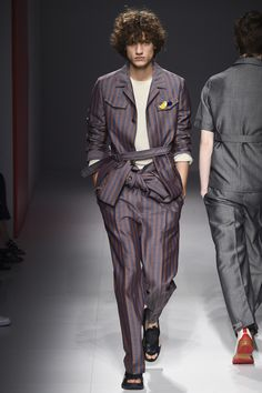 Salvatore Ferragamo, Look #19