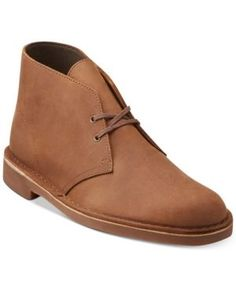 Clarks Men's Bushacre 2 Chukka Boots - Tan/Beige 10.5W