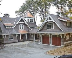 1000 images about house plans on pinterest house plans for Collector car garage plans