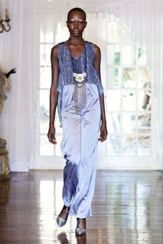 Gavin Rajah SS 2014. Mercedes-Benz Fashion Week Africa. Pretoria