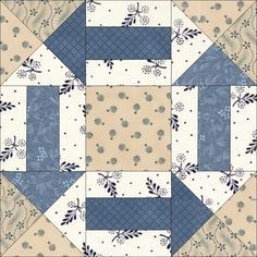 Make a quilt block every day for a year to build the ultimate sampler quilt! Patchwork Patterns, Quilt Block Patterns, Pattern Blocks, Quilt Blocks, Paper Patterns, Quilting Projects, Quilting Designs, Quilt Design, Arrow Quilt
