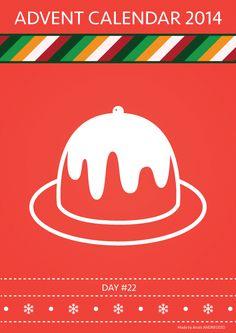 Day 22: Christmas Pudding