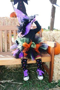 DIY tutu pour costume d' Halloween |