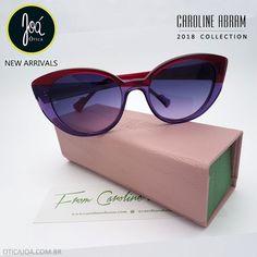 956aab1ae Caroline Abram, disponível nas unidades: Shopping Higienópolis, Faria Lima,  Mário Ferraz e Vila Nova Conceição. (Verifique modelos disponíveis em cada  loja) ...