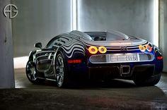 """Bugatii Veyron Grand Sport """"L'or blanc"""""""