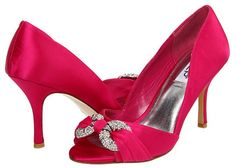 Pink Shoes 2013: rsvp 'Stormy' - Pink Evening Shoes on Sale