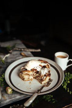 Espresso Cinnamon Buns
