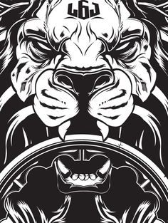 Lion logo design lebron - photo#13