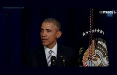 """MUSLIM-IN-CHIEF: We all know that Barack Obama is a Muslim, and brags about Islam at every possible opportunity. But here he is on VIDEO saying that """"Islam is the foundation of how America was created"""". Can it get ANY worse?? #Obama #Islam http://www.nowtheendbegins.com/blog/?p=31432"""