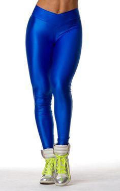 Legging Blue Season Balloon | Labellamafia Clothing