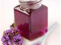 Lavender Simple Syrup (a litha activity)