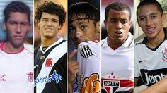 Quem são os 50 brasileiros mais valorizados do futebol - e os clubes que os revelaram
