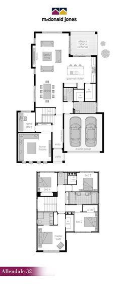 Plan en situation Villas Pinterest Tiny houses and House - forum plan de maison
