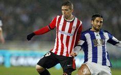 Il derby basco termina in parità: 1-1 tra Real Sociedad e Athletic Bilbao #calcio #spagna #derby #real #athletic