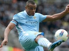 DFK Football Dream 11: Centre Back,  Vincent Kompany