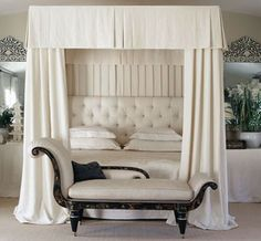 Canopy Beds - Bing Images