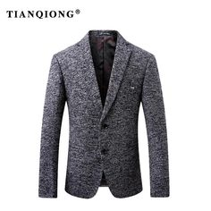 A little something new changes everything.   TIAN QIONG 2018 H...   http://www.zxeus.com/products/tian-qiong-2018-high-quality-new-winter-70-wool-blend-blazer-men-casual-outwear-slim-party-business-men-suit-gray-size-s-4xl?utm_campaign=social_autopilot&utm_source=pin&utm_medium=pin