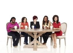 Love this show the talk watch everyday