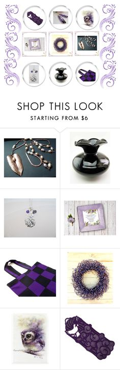 """""""Stunning Gifts!"""" by keepsakedesignbycmm on Polyvore featuring giftguide, etsy, jewelry, accessories and homedecor"""