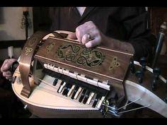 Harmony Keys for Hurdy Gurdy