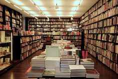 Best bookstore in cologne - need something about art, design or photography? You'll find it. Walther-König-Buchhandel.