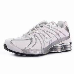 huge discount 708d1 6bd03 Nike Shox OZ White Grey Men Shoes 1 US 41.72 Mens Nike Shox, Nike