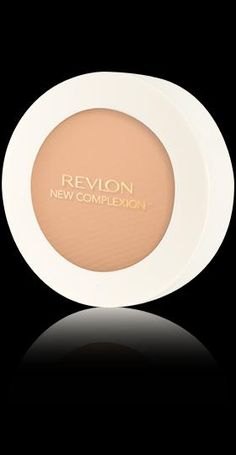 Revlon New Complexion™ One-Step Compact Makeup. . My Shade: SAND BEIGE.