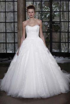 Ines Di Santo Couture Bridal Fall 2015 - Slideshow