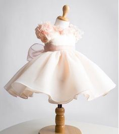 2015 Cute and Beautiful Knee Length Cap Sleeve Ball Gown with Bow Flower Girl Dress GJS-1041 by AlwaysWeddingStory on Etsy https://www.etsy.com/listing/223988812/2015-cute-and-beautiful-knee-length-cap