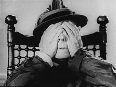 """Film by Samuel Beckett"" by Alan Schneider (1965) - Buster Keaton"