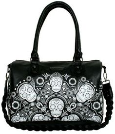 LoungeFly Sugar Skull Purses... I collect them thanks to my husband! :)