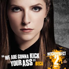 In Pitch Perfect the Barden Bellas are back in another a capella movie! Find more information about the movie, cast members, and trailers on the official Pitch Perfect 2 movie website. Pitch Perfect 2, Anna Kendrick Pitch Perfect, Perfect Movie, Elizabeth Banks, Image Internet, Movie Website, Another A, Emperors New Groove, Cinema
