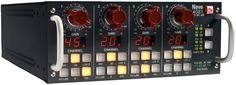 Neve 4081. Four independent & genuine 1081 Mic/Pre or Line input channels. £1,950 (ex VAT)
