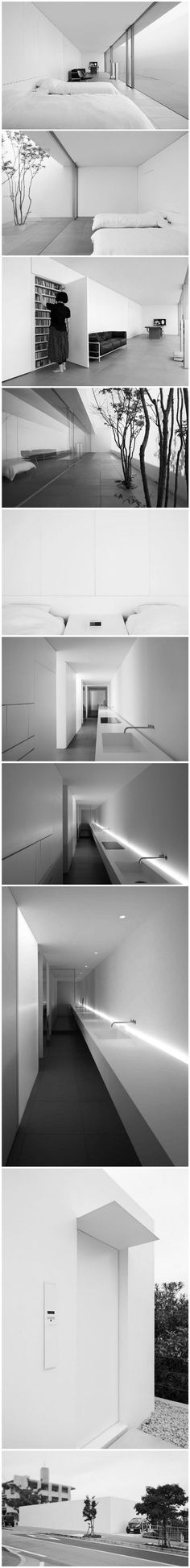shinichi ogawa | minimalist house ~ Great pin! For Oahu architectural design visit http://ownerbuiltdesign.com