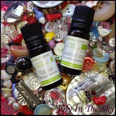 July In The Sky, mon blog Beauté, Mode et Lifestyle: La guerre des boutons, mes armes anti-imperfections et anti-acné avec les huiles essentielles !