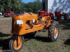 BF Avery General (Dave Reasons) Tags: tractor antiquetractor oldiron bfavery averytractor bfaverysons harley130