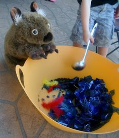Do you bring your stories to life? Lately we have taken this to another level. This is how we bought Wombat Stew to life using pre. Literacy And Numeracy, Preschool Literacy, Preschool Ideas, Australia Crafts, Australia Day, Play Based Learning, Early Learning, Infant Activities, Activities For Kids