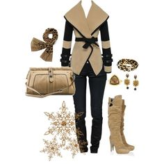 A fashion look from December 2012 featuring G-Star jeans, Sergio Rossi boots and Mischa Barton Handbags shoulder bags. Browse and shop related looks.