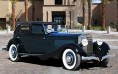On Display: 1932 ROLLS ROYCE PHANTOM II KELLNER SALAMANCA
