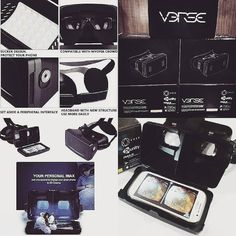 An awesome Virtual Reality pic! SOLD FAST!! READY STOCK!! MILIKI SEGERA VIRTUAL REALITY PRIBADI ANDA !!!! VERSE VIRTUAL REALITY HEADSET @versevr Wanna feel the immersive experience of virtual reality world..?? VERSE IS NOW HERE!! You can experience the virtual reality world with our super comfortable headset without have to paying bucks of cash.. what are you waiting for? ORDER NOW!! #readystock (RESELLER WELCOME) [ WHATS IN THE PACKAGE ]  1 UNIT VR HEADSET  1 UNIT HIGH QUALITY HEAD STRAP  1…