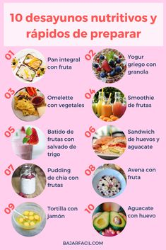 Healthy Nutrition, Healthy Tips, Healthy Recipes, Healthy Breakfast Recipes, Healthy Snacks, Healthy Breakfasts, Snacks Saludables, Food Inspiration, Love Food