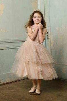 Seahorse Collection    #Watters #Flowergirl #Dresses http://www.pinterest.com/wattersdesigns/