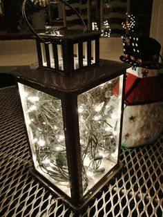Neat idea for Christmas