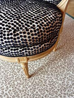 Spotted... my Designer Visions apartment   Jamie Drake (Drake Design Associates) for House Beautiful