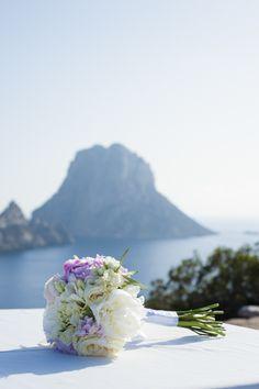 Es Vedra - Magic Ibiza, Bouquet, Magic, Bridal, Bouquets, Brides, Bride, Wedding Dress, Floral Arrangements