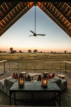 Spectacular views of the sunset at Chitabe for anyone who chooses not to enjoy an afternnon drive Okavango Delta, Camps, Lodges, Wilderness, South Africa, Safari, Wildlife, Sunset, Into The Wild