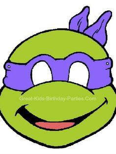 ideas para fiesta de Las Tortugas Ninja Mutantes Adolescentes