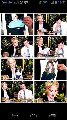 Hahahaha Jennifer and Josh :) lol