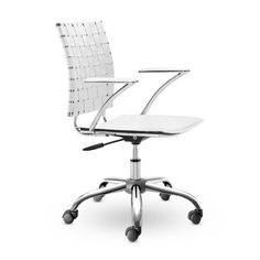 Find it at the Foundary - Criss Cross Office Chair